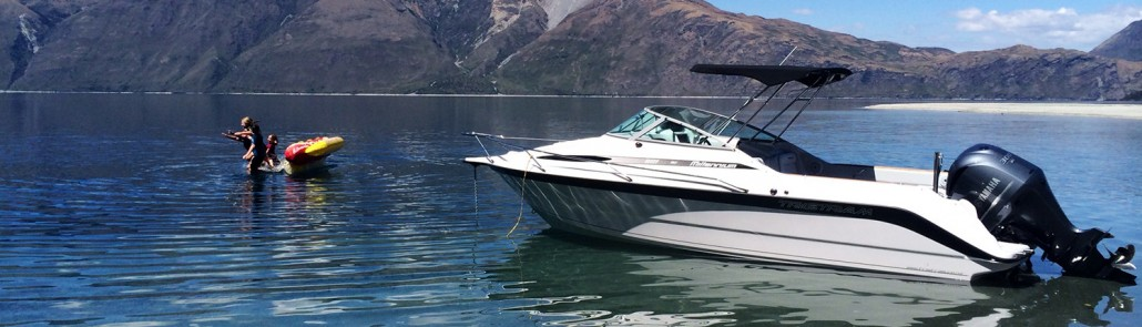 Insurance for your Tristram Boat Package